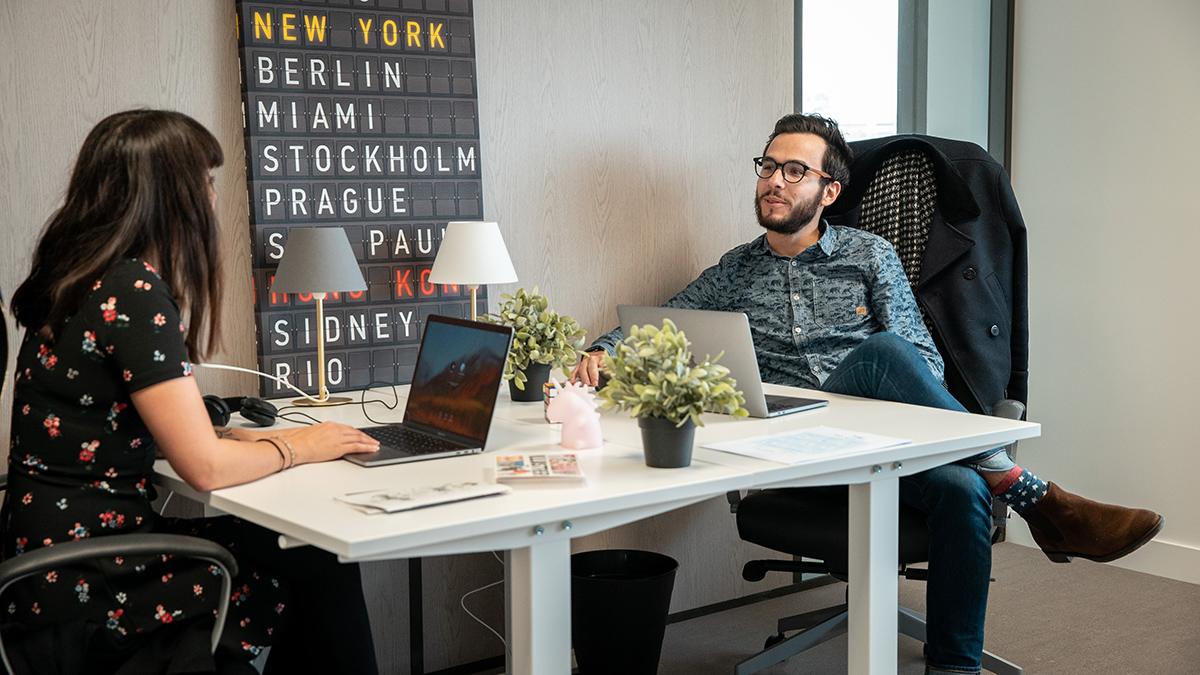 5 profils de coworkers