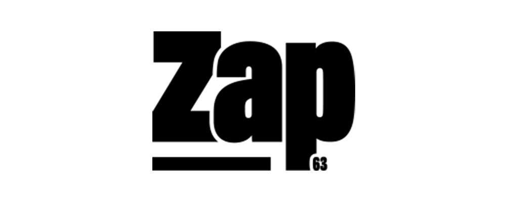 logo zap magazine