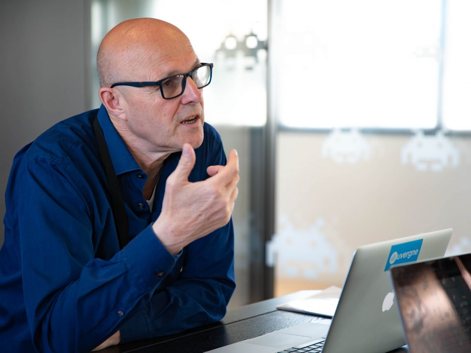 Interview Pierre Blondeau coworker Turing 22