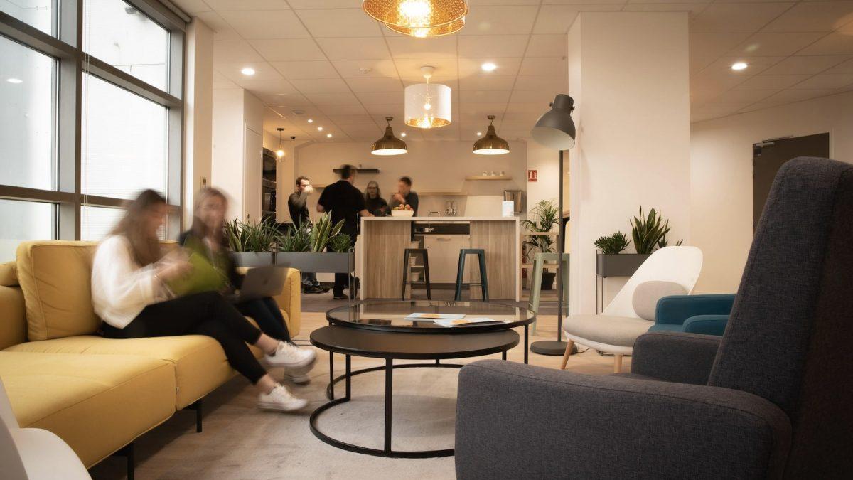 Turing 22 espace lounge