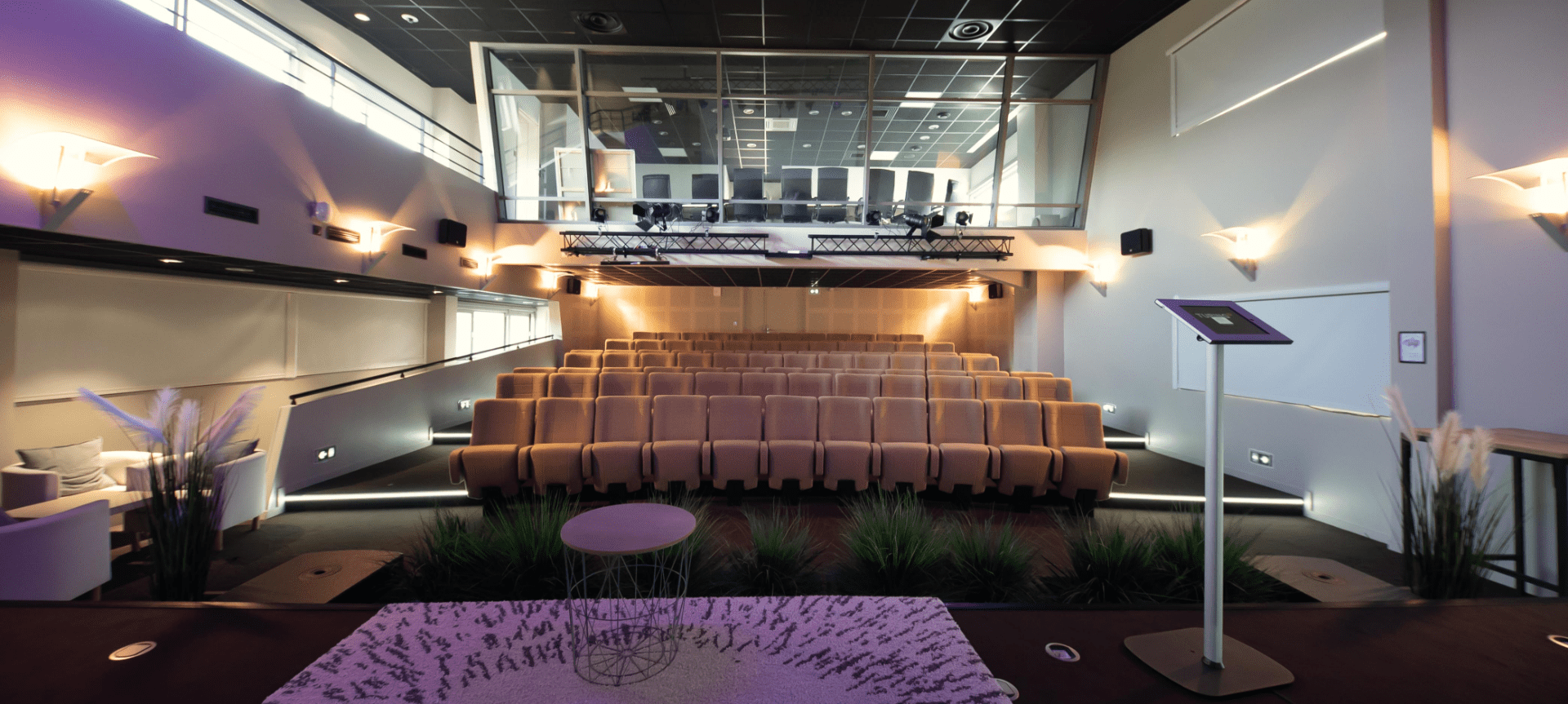 Location Auditorium