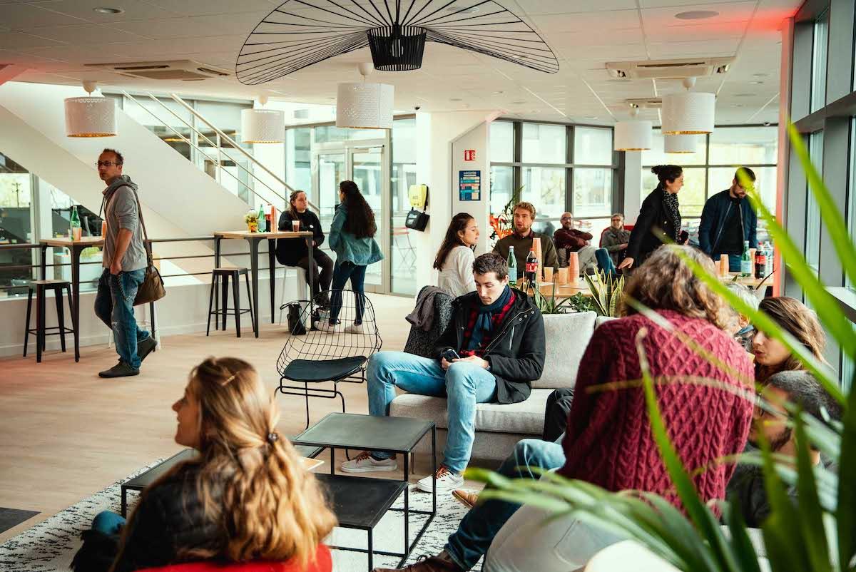 5 raisons rejoindre espace coworking